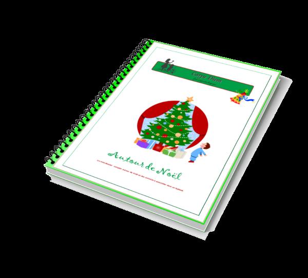 Lapbook gratuit Autour de Noël