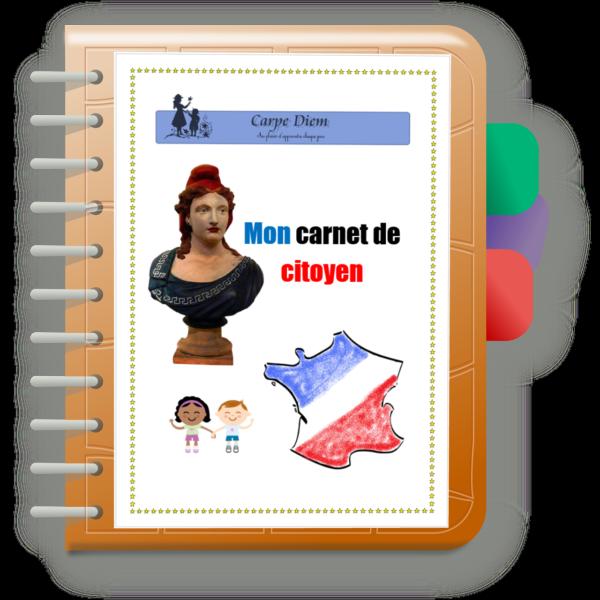 Mon carnet de citoyen