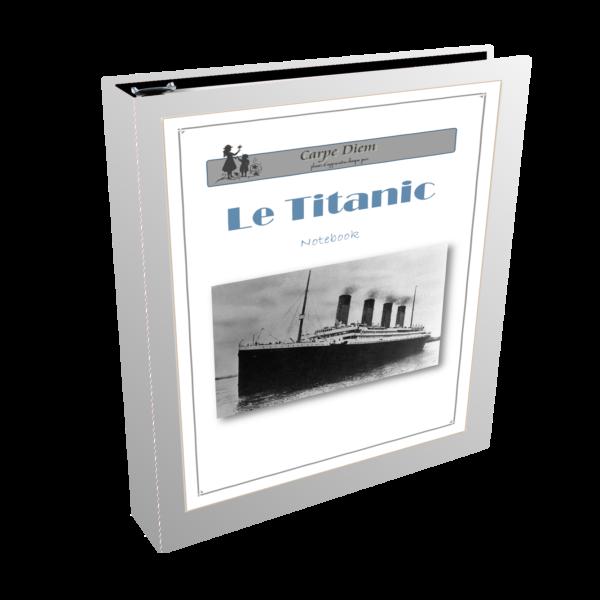 Notebook le Titanic