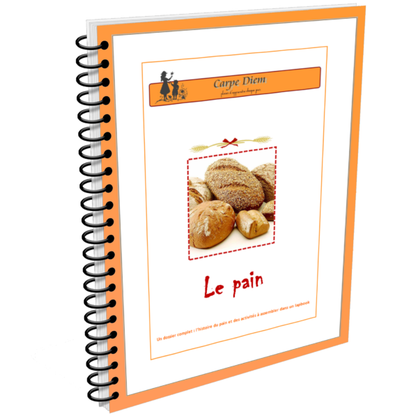 Lapbook Le pain