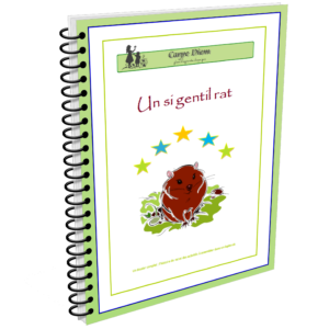 Lapbook Un si gentil rat