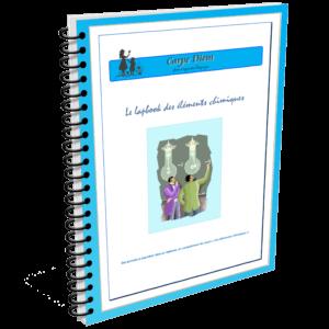 Le lapbook des éléments chimiques