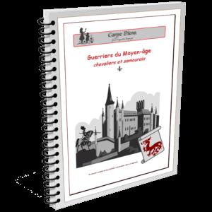 Lapbook Guerriers du Moyen-âge : Chevaliers et Samouraïs