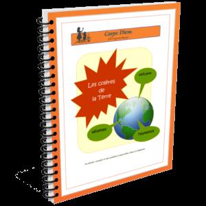 Lapbook Les colères de la Terre