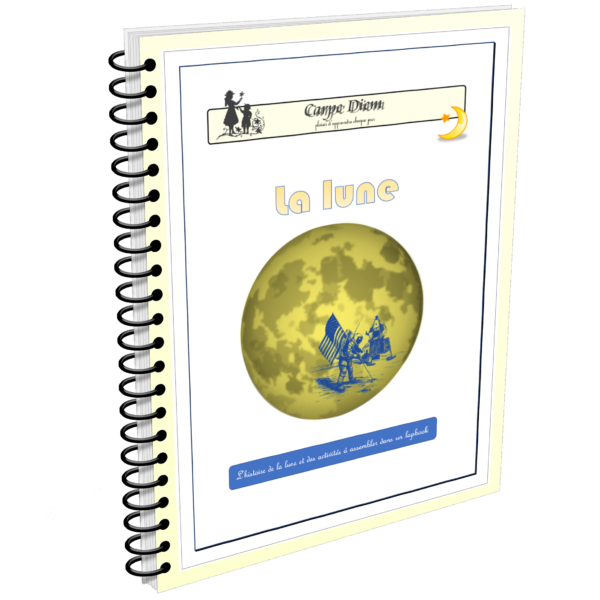 Lapbook Lune