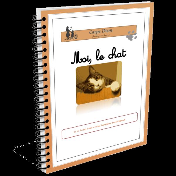 Lapbook Moi le chat