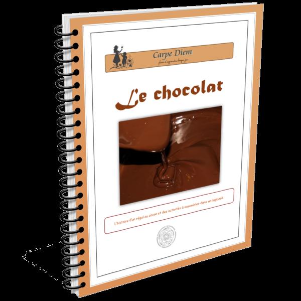 Lapbook Le chocolat