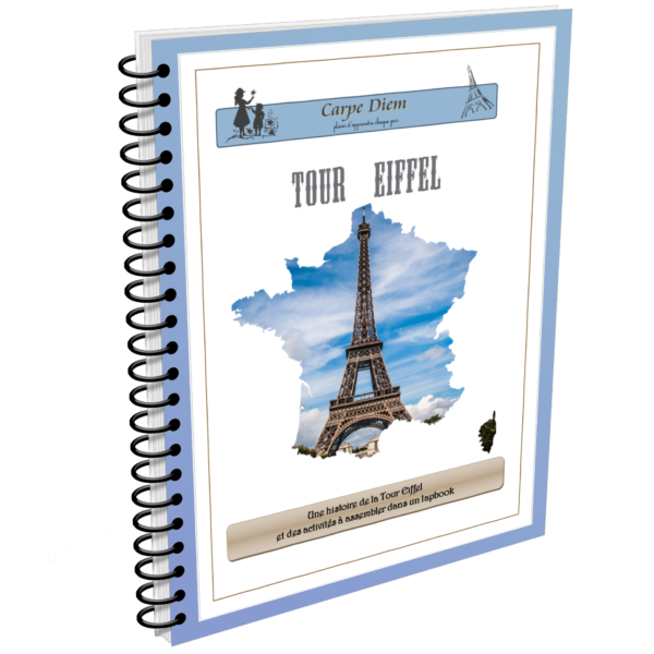 Lapbook Tour Eiffel