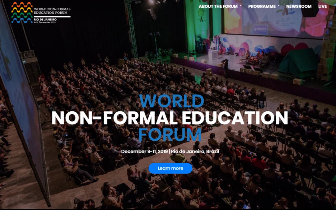 Forum Mondial de l'Education Non Formelle