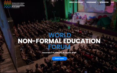 Forum Mondial de l'Education Non Formelle