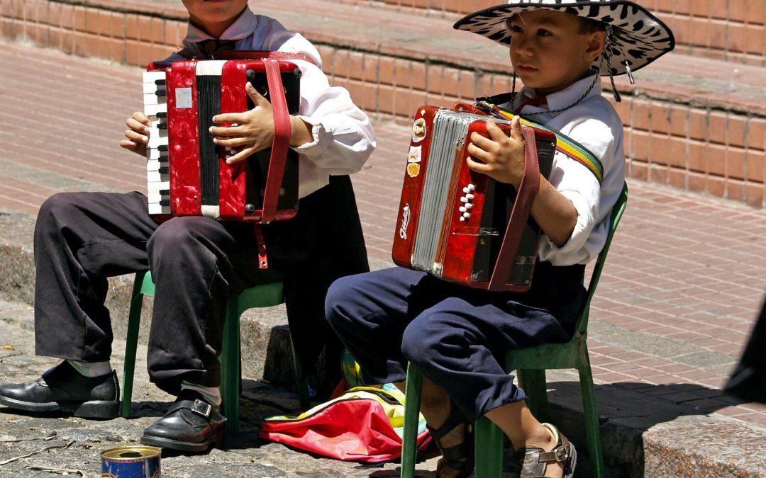 En avant la musique….oups l'éducation musicale